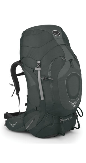 Osprey Xenith 105 Backpack Men L Graphite Grey
